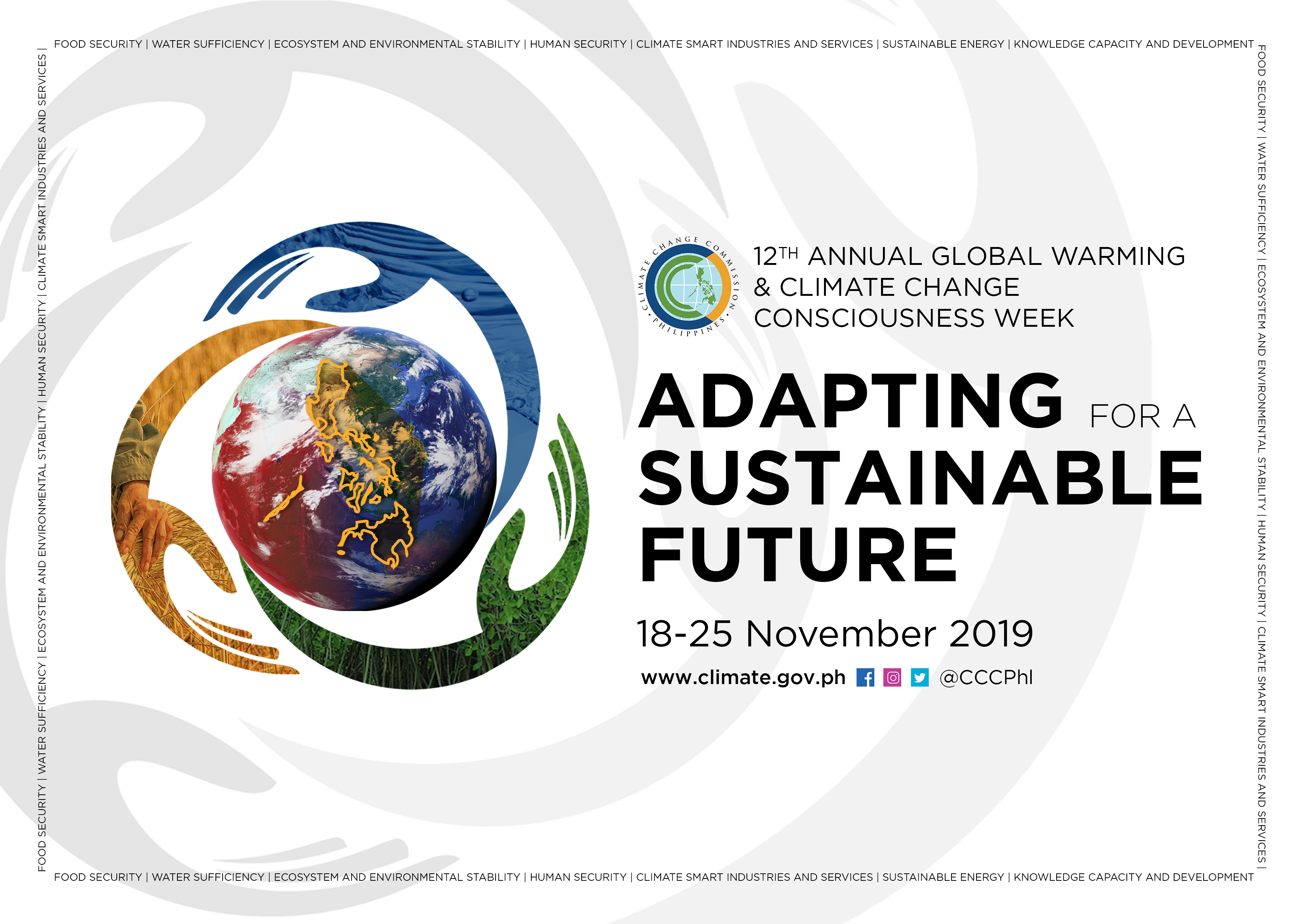 Climate Change Consciousness Week 2019: Adapting for a Sustainable Future