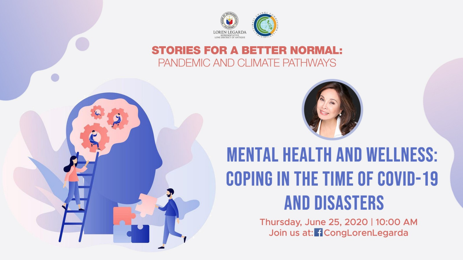 Mental Health and Wellness: Coping in the Time of COVID-19 and Disasters