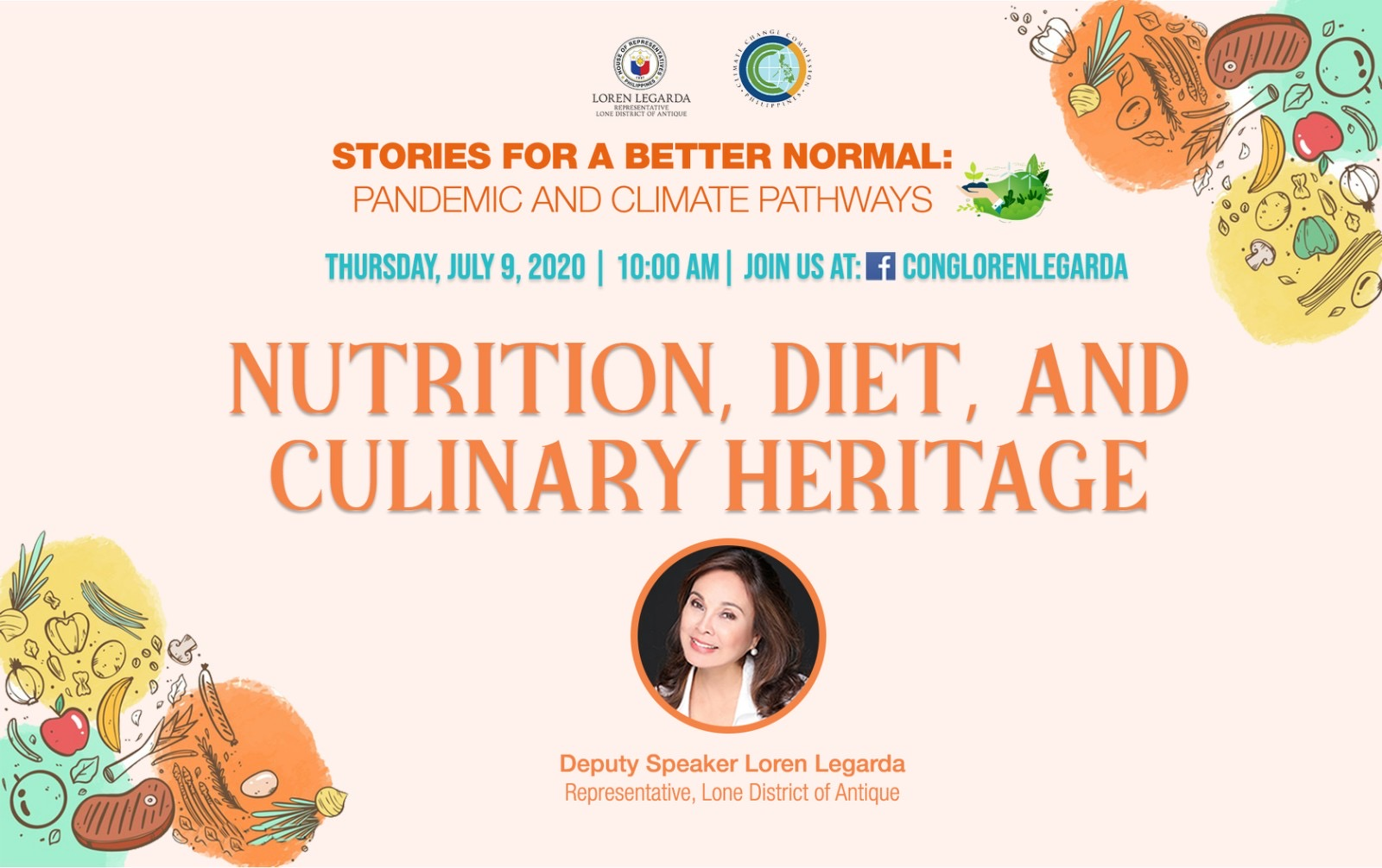 Nutrition, Diet, and Culinary Heritage