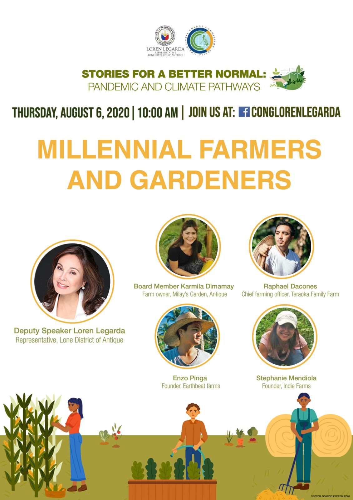 """Millennial Farmers in 12th Episode of """"Stories for a Better Normal"""" Series"""