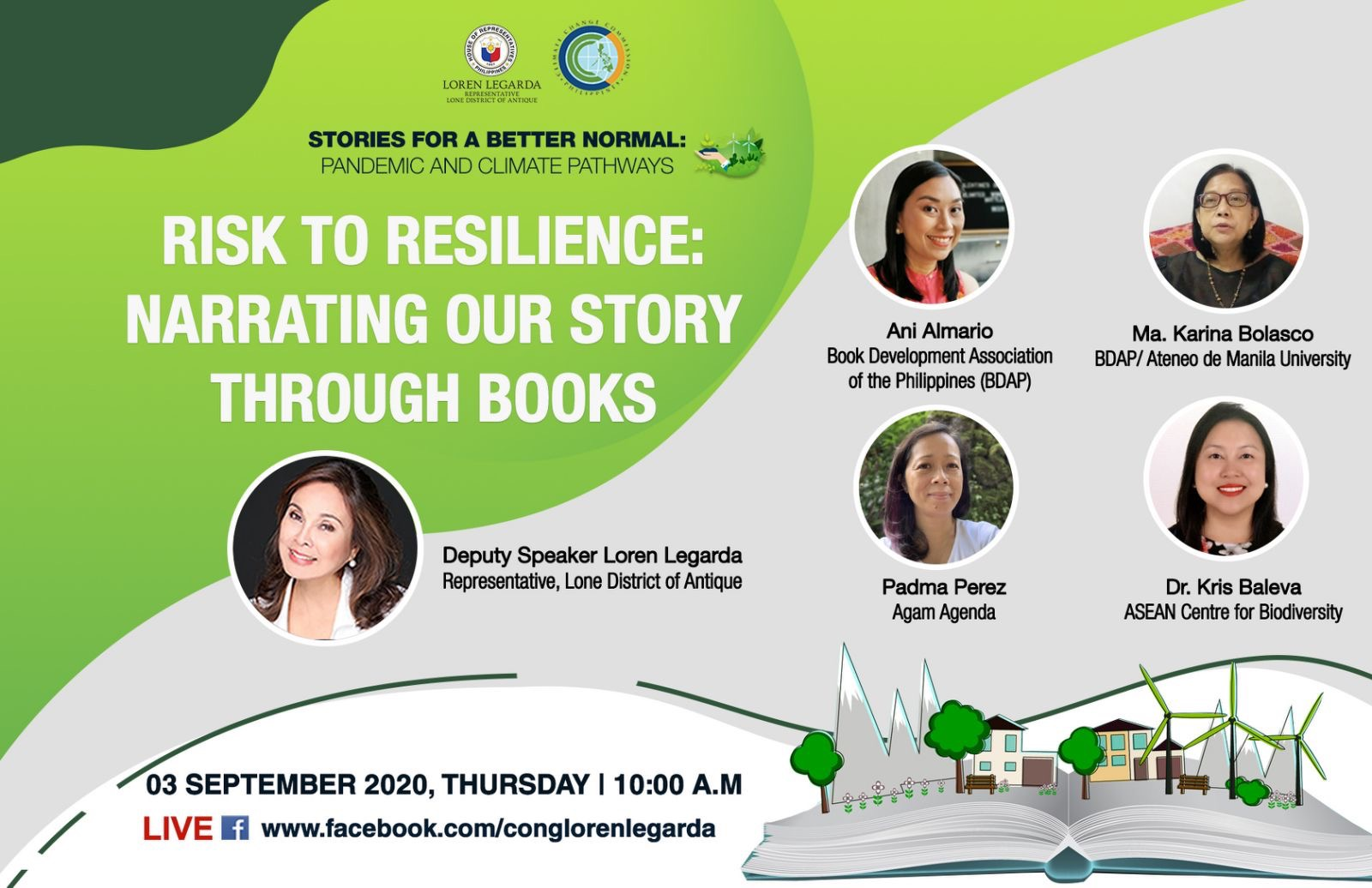 """Risk to Resilience: Narrating Our Story through Books in 16th Episode of """"Stories for a Better Normal"""" Series"""