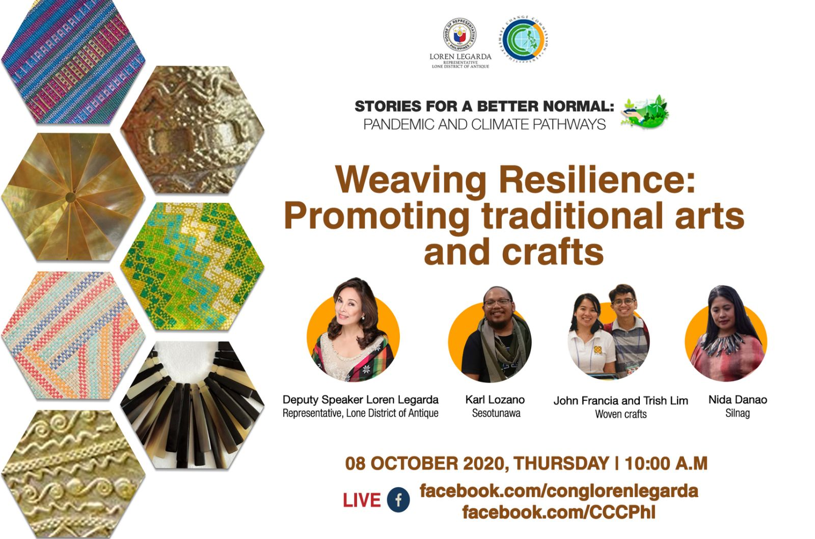Weaving Resilience: Reviving Indigenous Textiles and Crafts