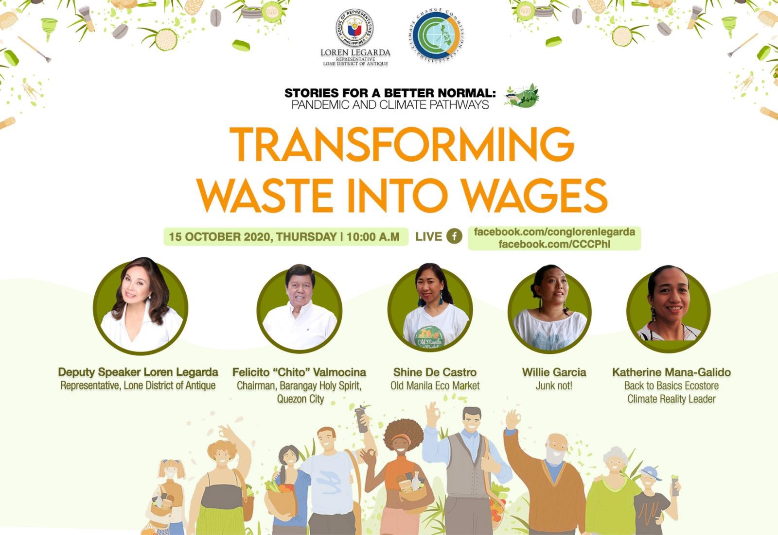 Transforming Waste into Wages