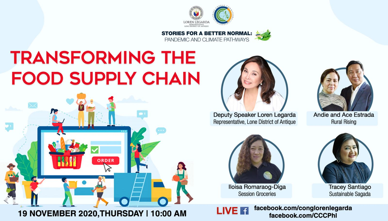 Transforming Food Supply Chain
