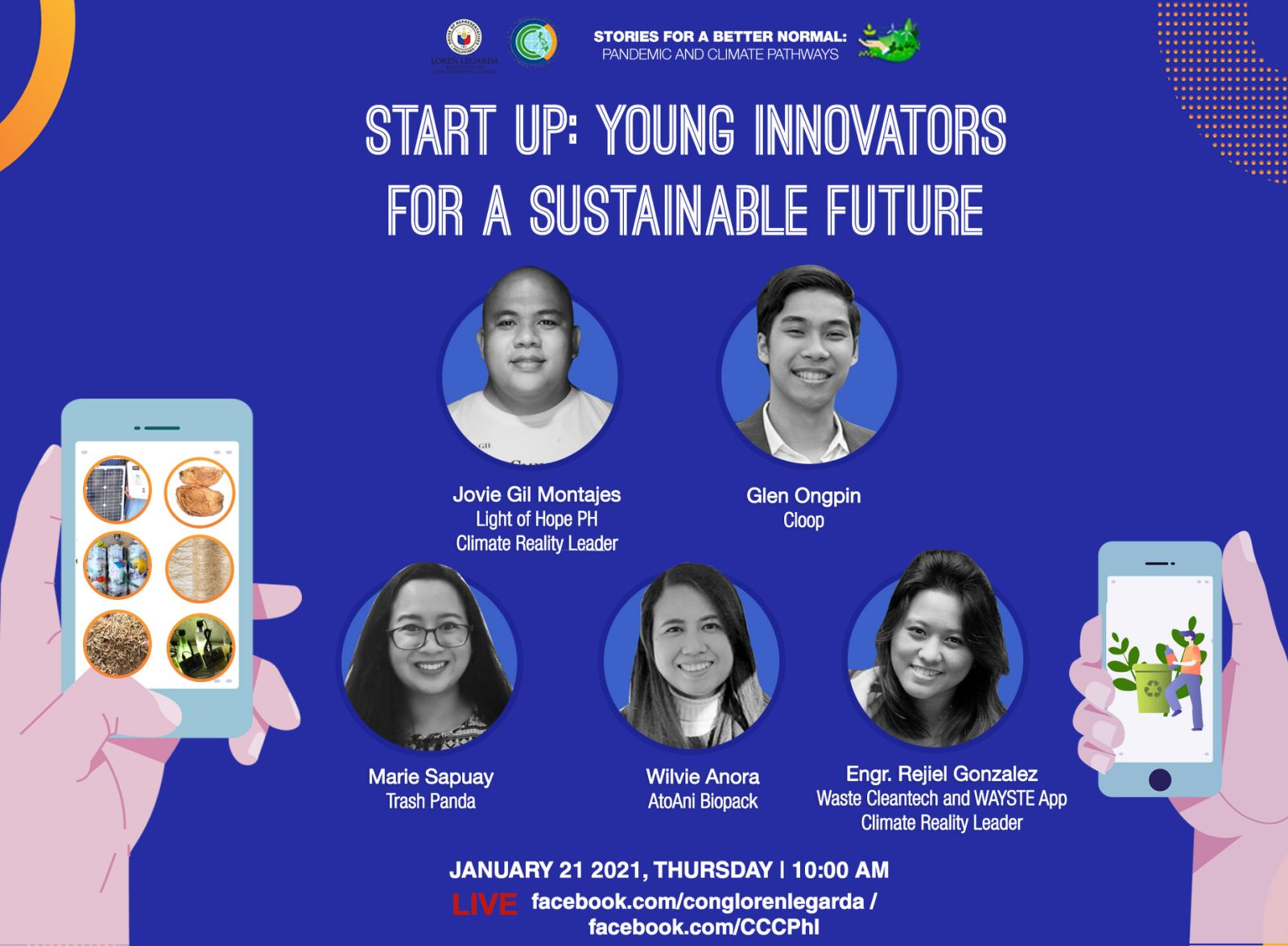 Young Innovators for a Sustainable Future