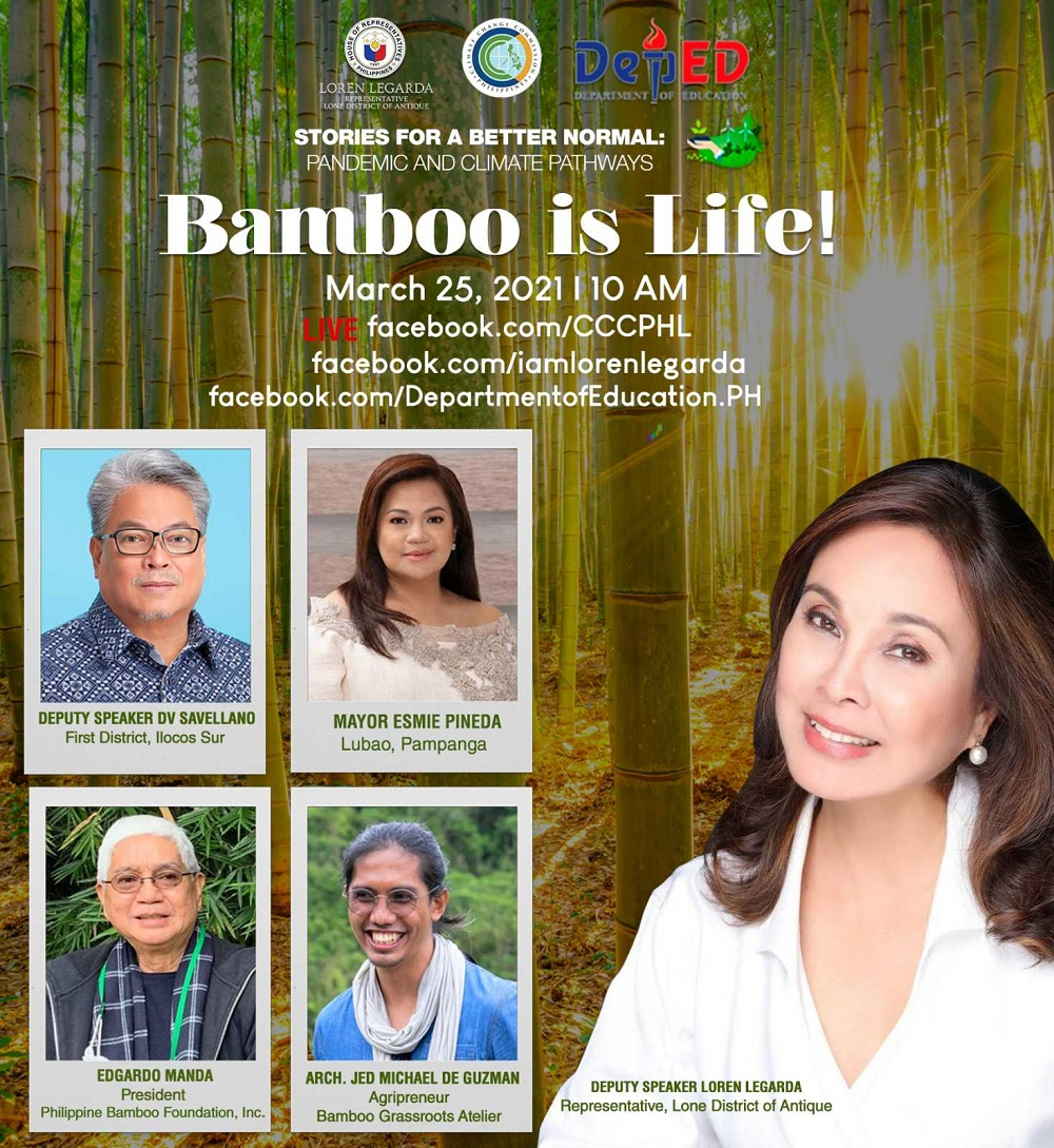 Bamboo is Life!