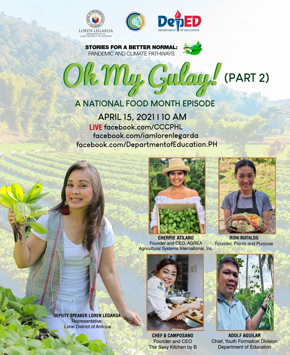 """""""Oh My Gulay!"""" (Part 2)"""