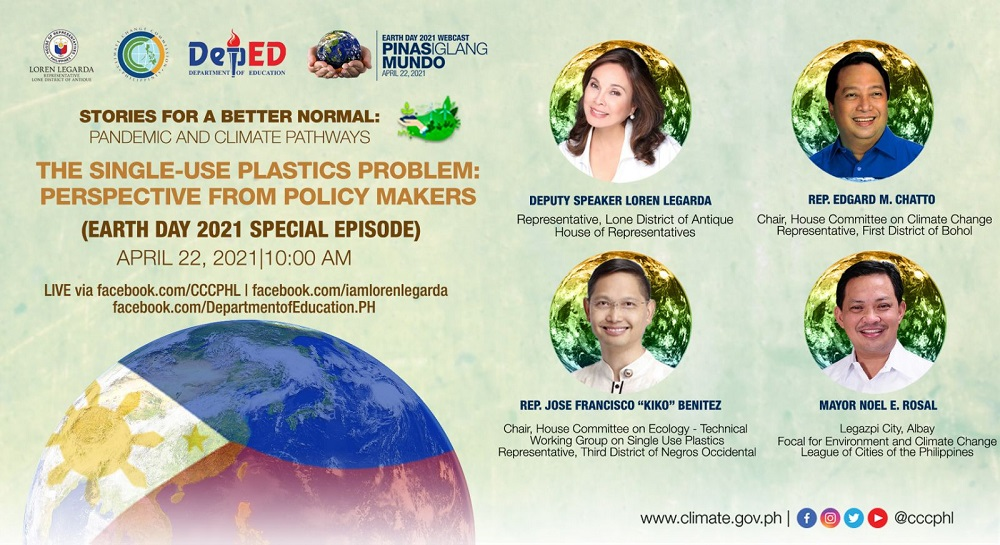 The Single-Use Plastics Problem: Perspective from Policymakers.