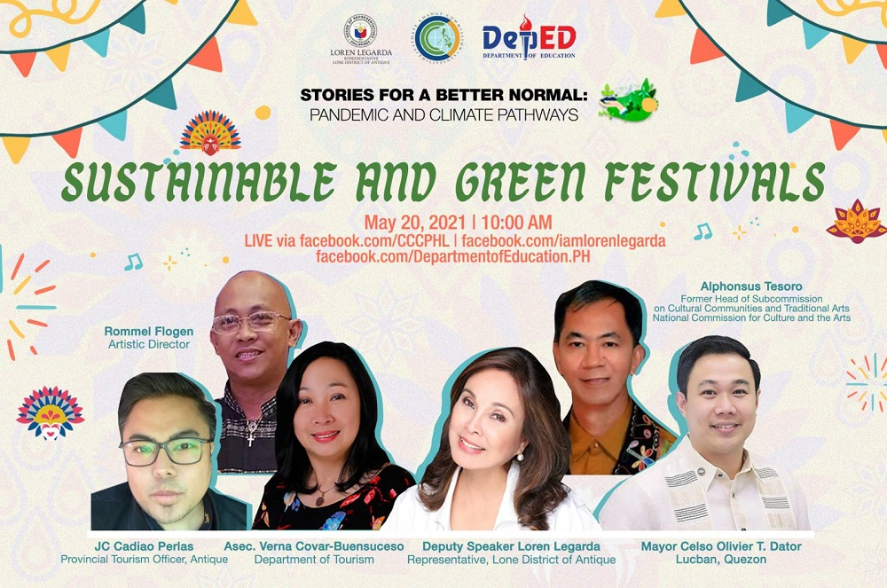 Sustainable and Green Philippine Festivals