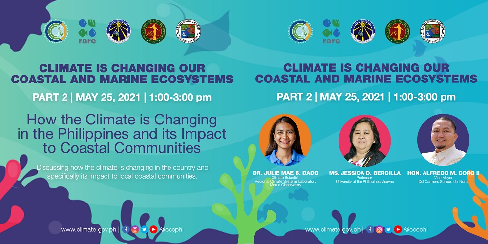 Climate Change is Changing our Coastal and Marine Ecosystems Part 2